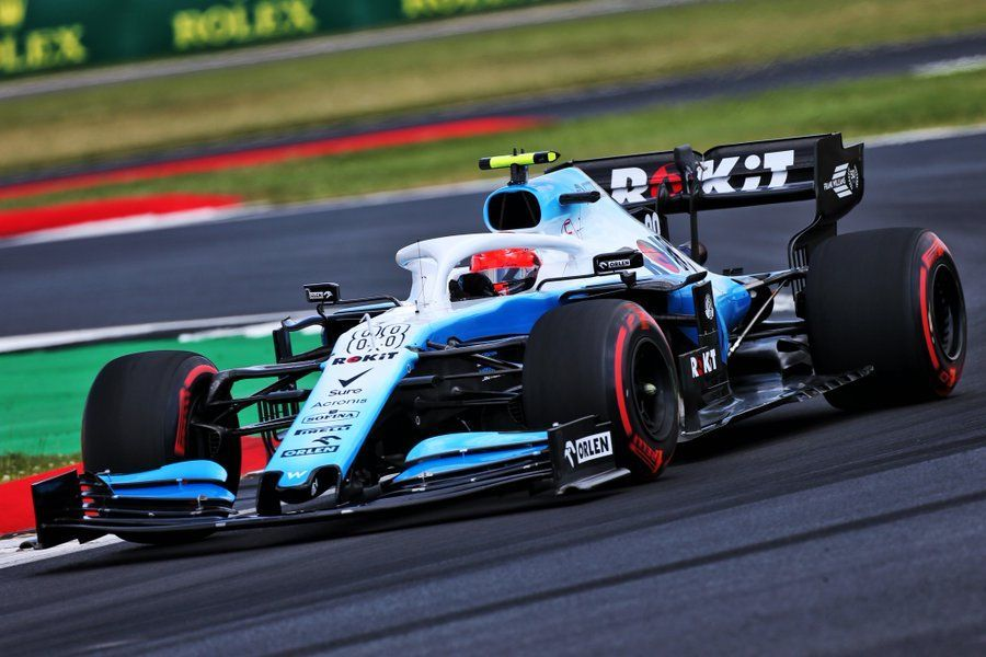 Williams, F1, Robert Kubica