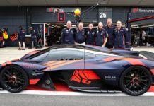Aston Martin Valkyrie, Red Bull, F1, WEC
