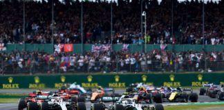 British GP, F1