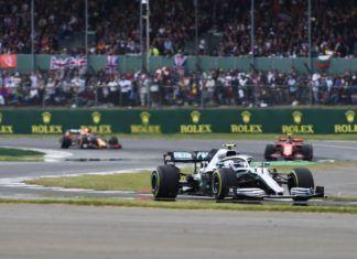 Mercedes, F1, British GP