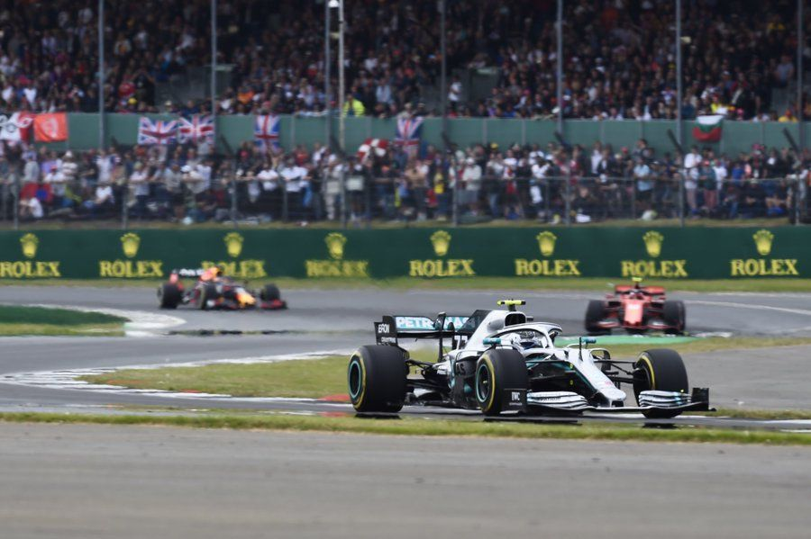 Mercedes, F1, British GP