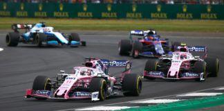 Sergio Perez, Lance Stroll, German GP