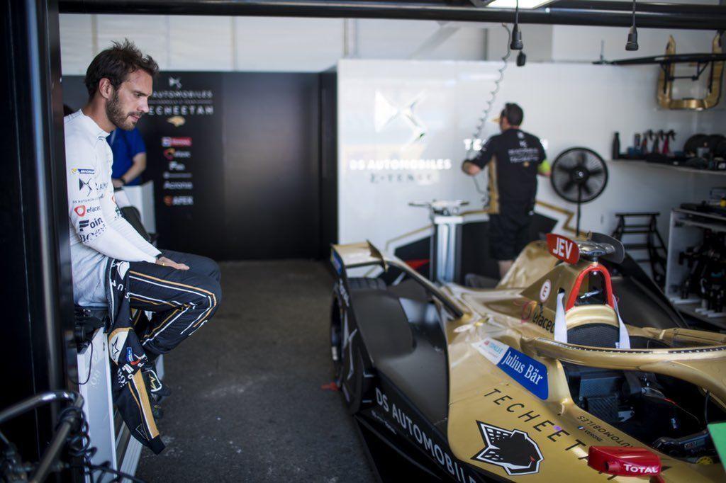 Jean-Eric Vergne, DS Techeetah, Formula E