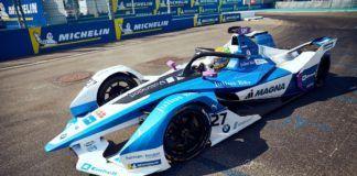 Alexander Sims, Formula E