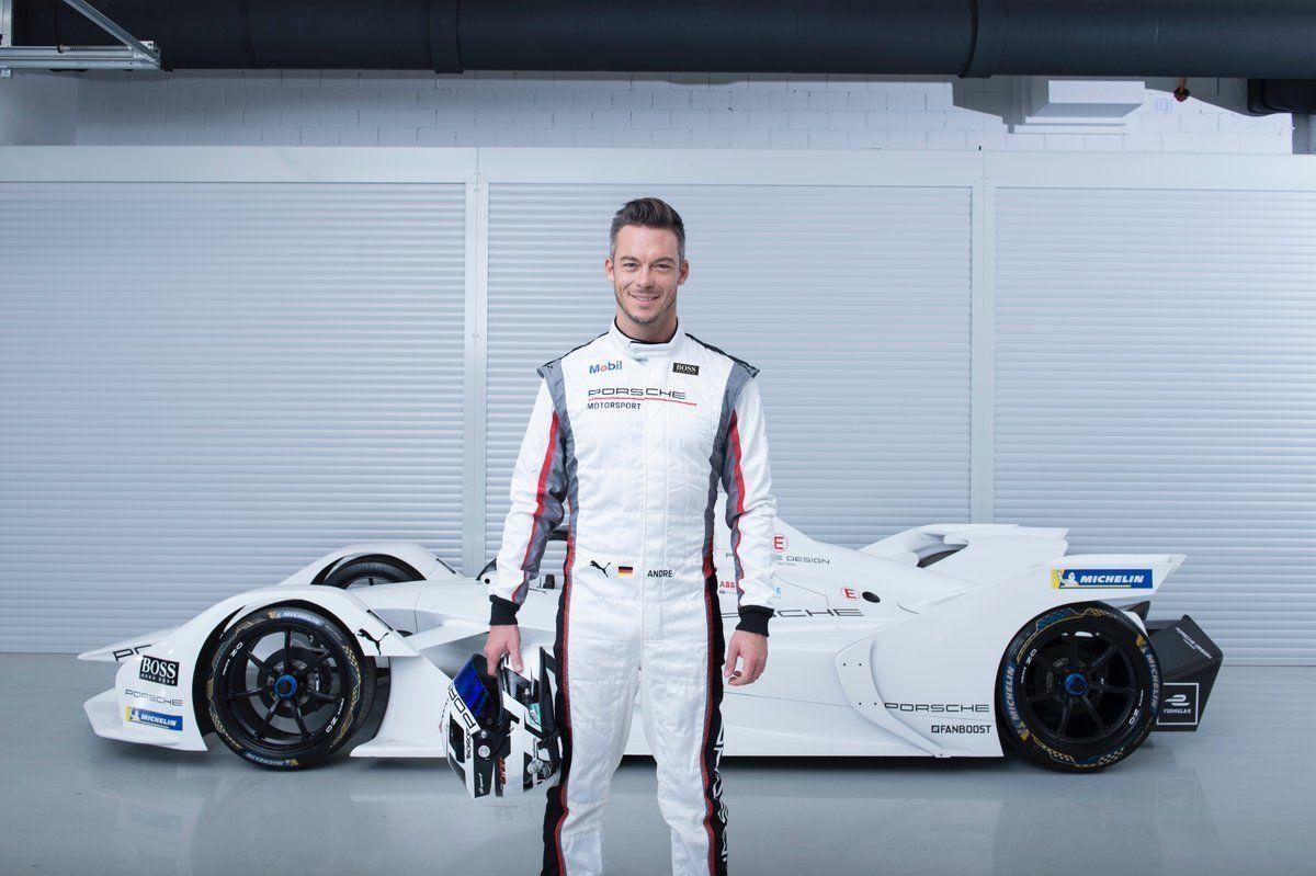 Andre Lotterer, Formula E, Porsche