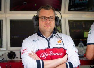 Jan Manchaux, Alfa Romeo Racing