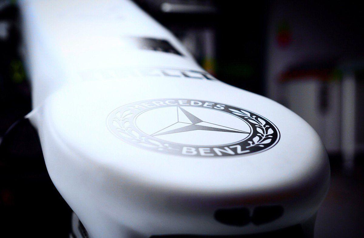 Mercedes, German GP