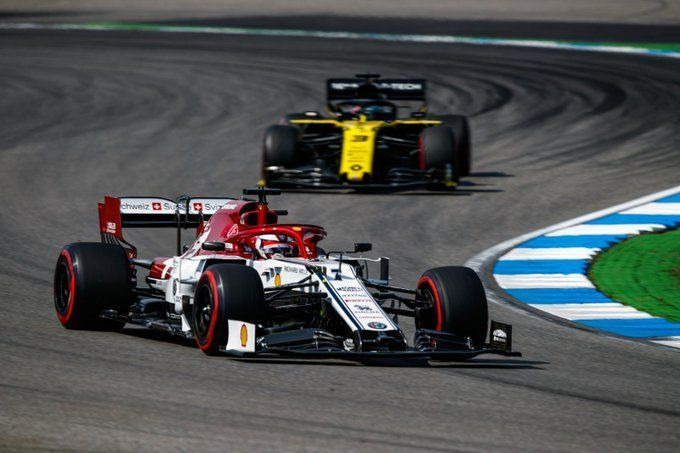 Kimi Raikkonen, Alfa Romeo Racing, F1