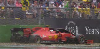 Charles Leclerc, Nico Hulkenberg, F1, German GP