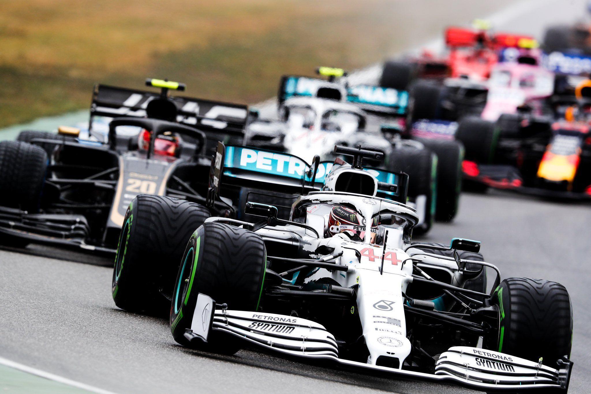 Mercedes, Lewis Hamilton's