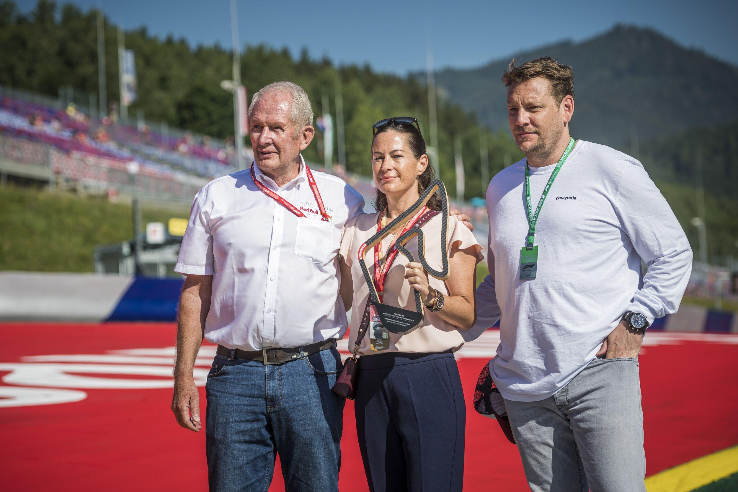 Niki Lauda, Red Bull Ring