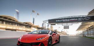 Lamaborghini, Pirelli Hot Laps, F1