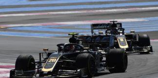 Rich Energy, Haas, F1
