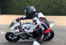 Daniel Ricciardo, Bike
