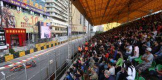 Macau GP, F3, FIA
