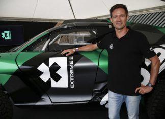 Sebastien Ogier, Extreme E