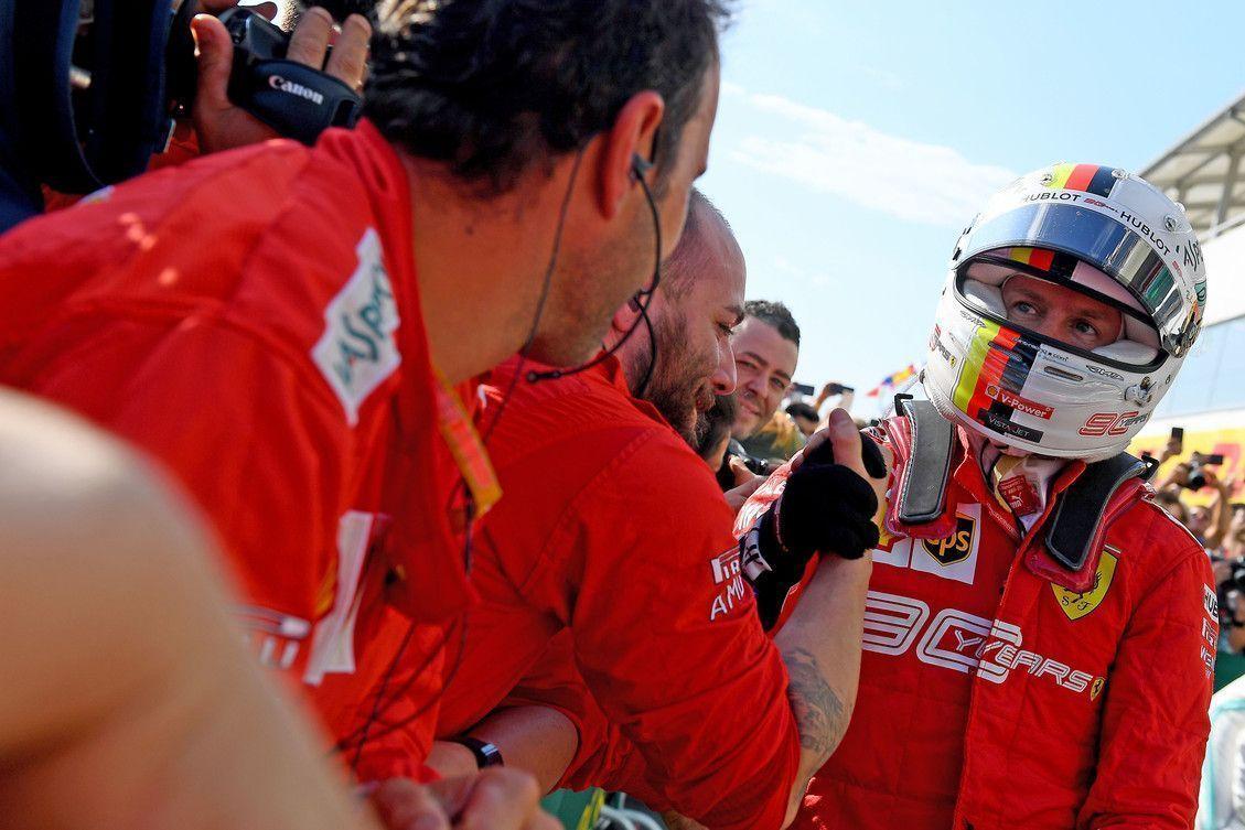 Sebastian Vettel, F1, Ferrari