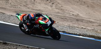 Bradley Smith, MotoGP, KymiRing