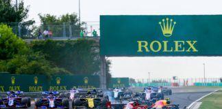 Kimi Raikkonen, Alfa Romeo Racing, F1, Hungarian GP