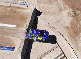 Scott Speed, Rallycross
