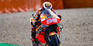 Jorge Lorenzo, MotoGP, Honda