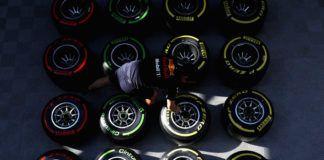 FIA, F1, Tyre pressure monitoring