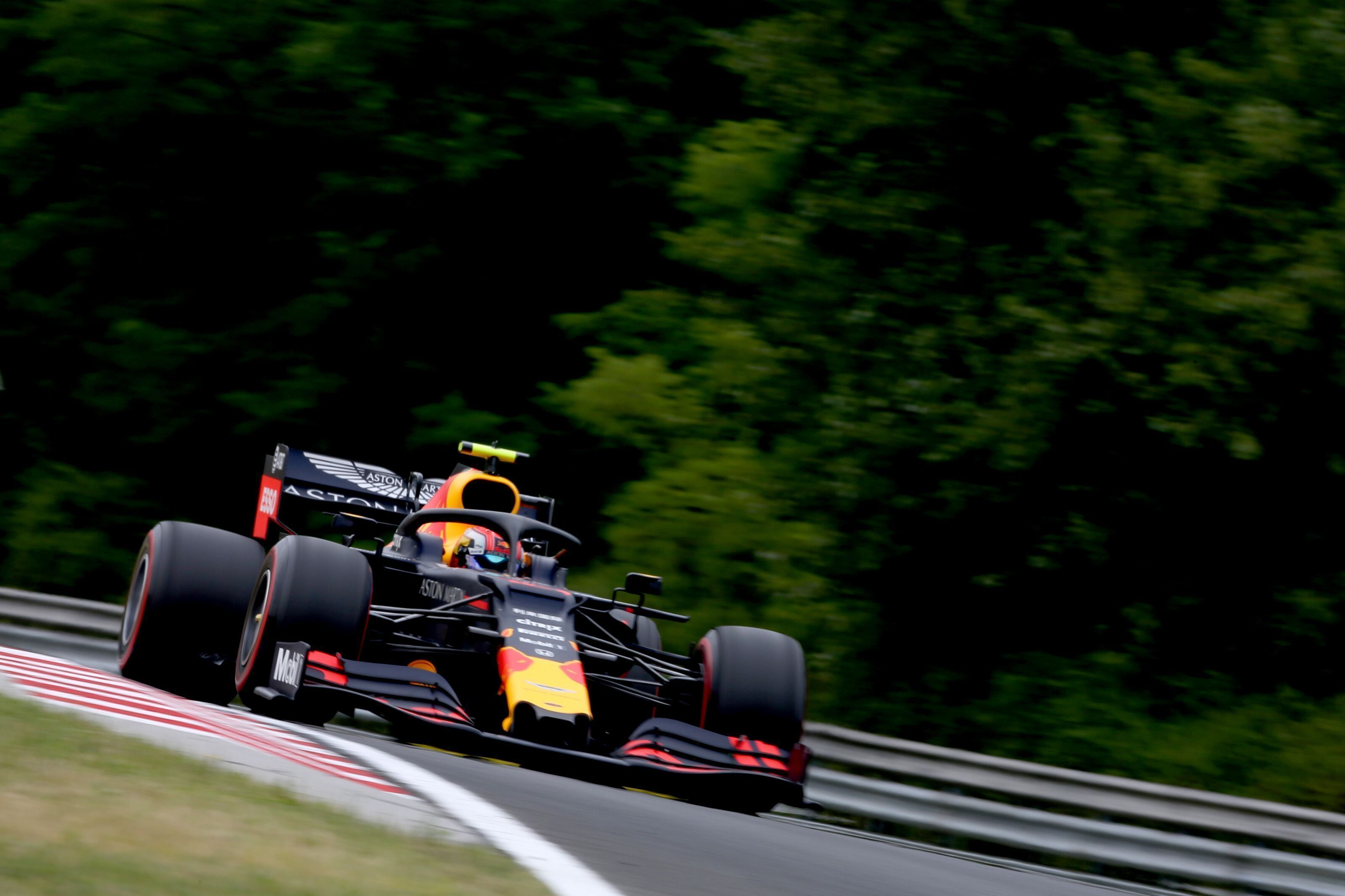 Pierre Gasly, Hungarian GP, F1