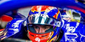 Alexander Albon, Red Bull, F1