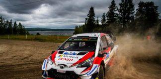 Ott Tanak, WRC