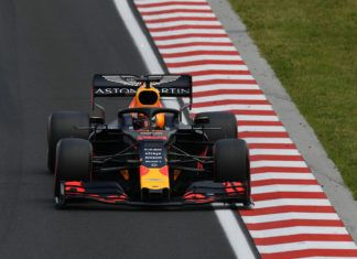 Max Verstappen, Hungarian GP, Red Bull