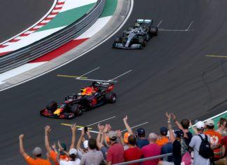 Max Verstappen, Mercedes, Ferrari, Hungarian GP