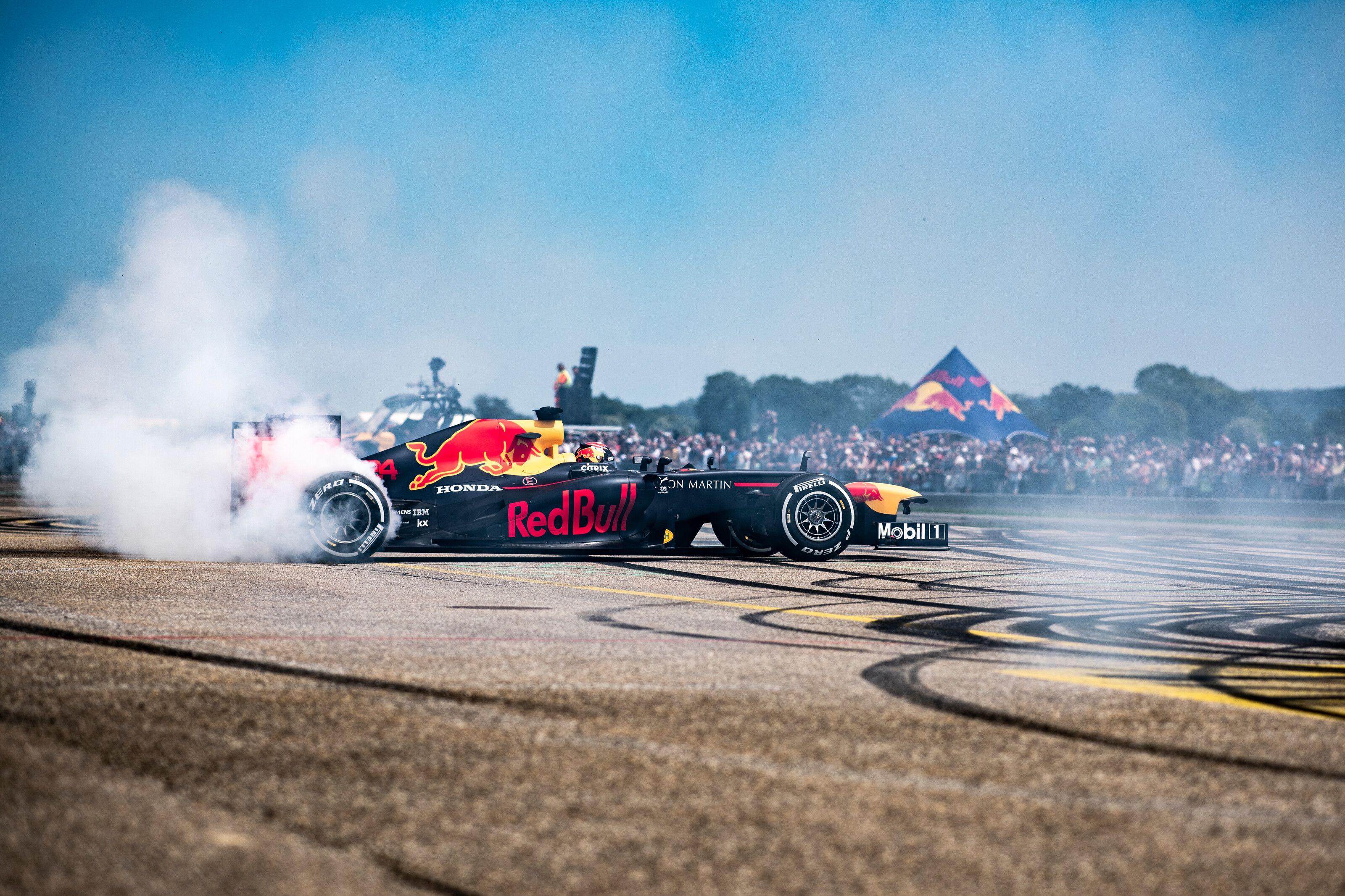 Sebastien Buemi, Red Bull, F1