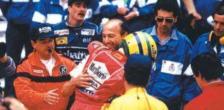 Jo Ramirez, McLaren, F1, Podcast
