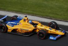 McLaren Racing, IndyCar, Arrow SPM, Chevrolet