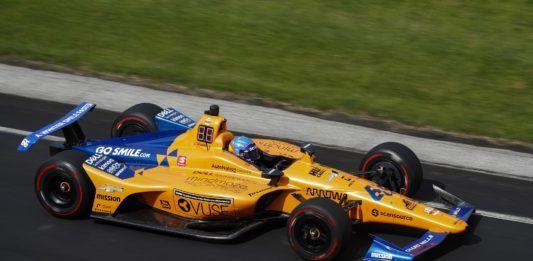 McLaren Racing, IndyCar, Arrow SPM, Chevrolet