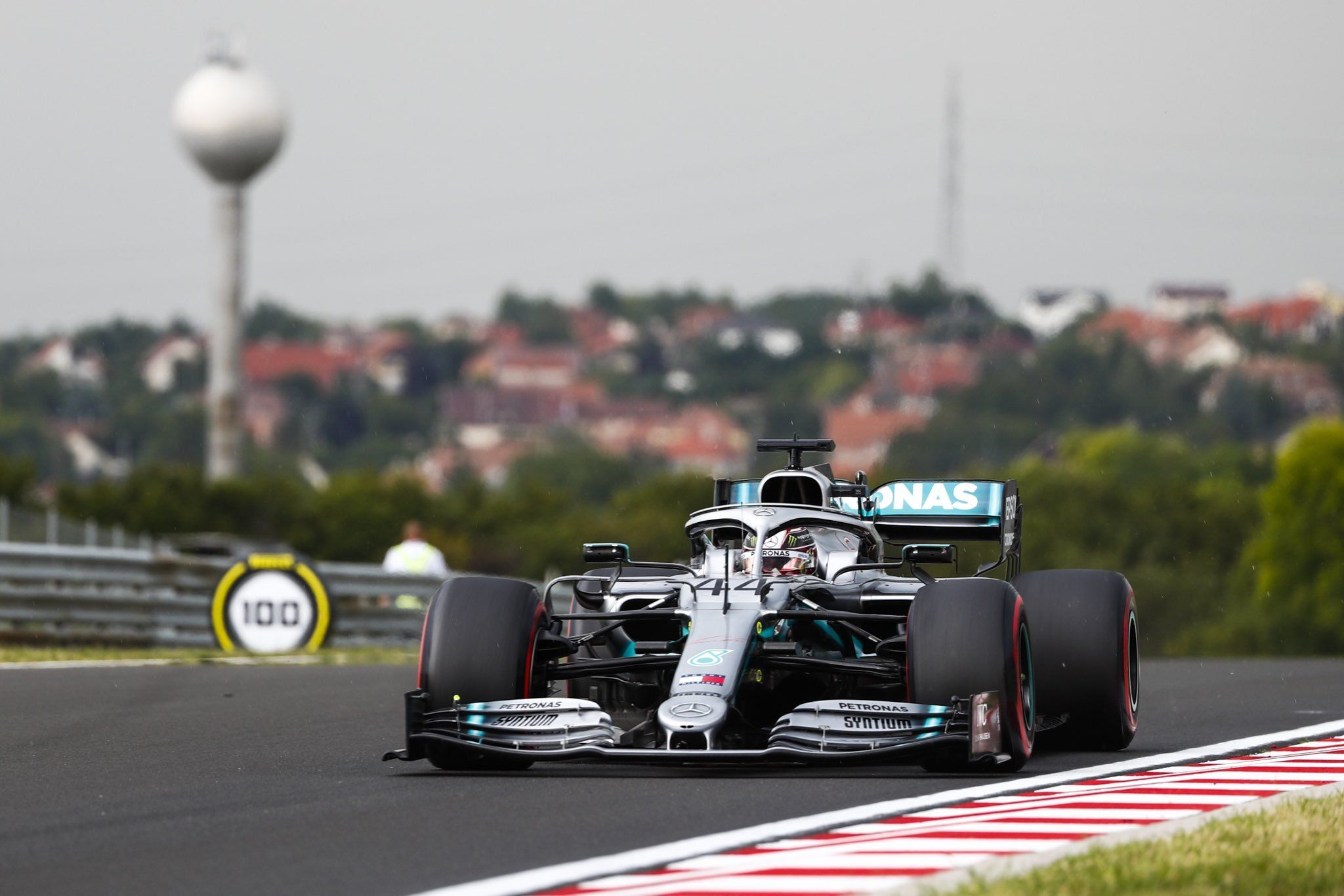 Lewis Hamilton, F1 Hungarian GP