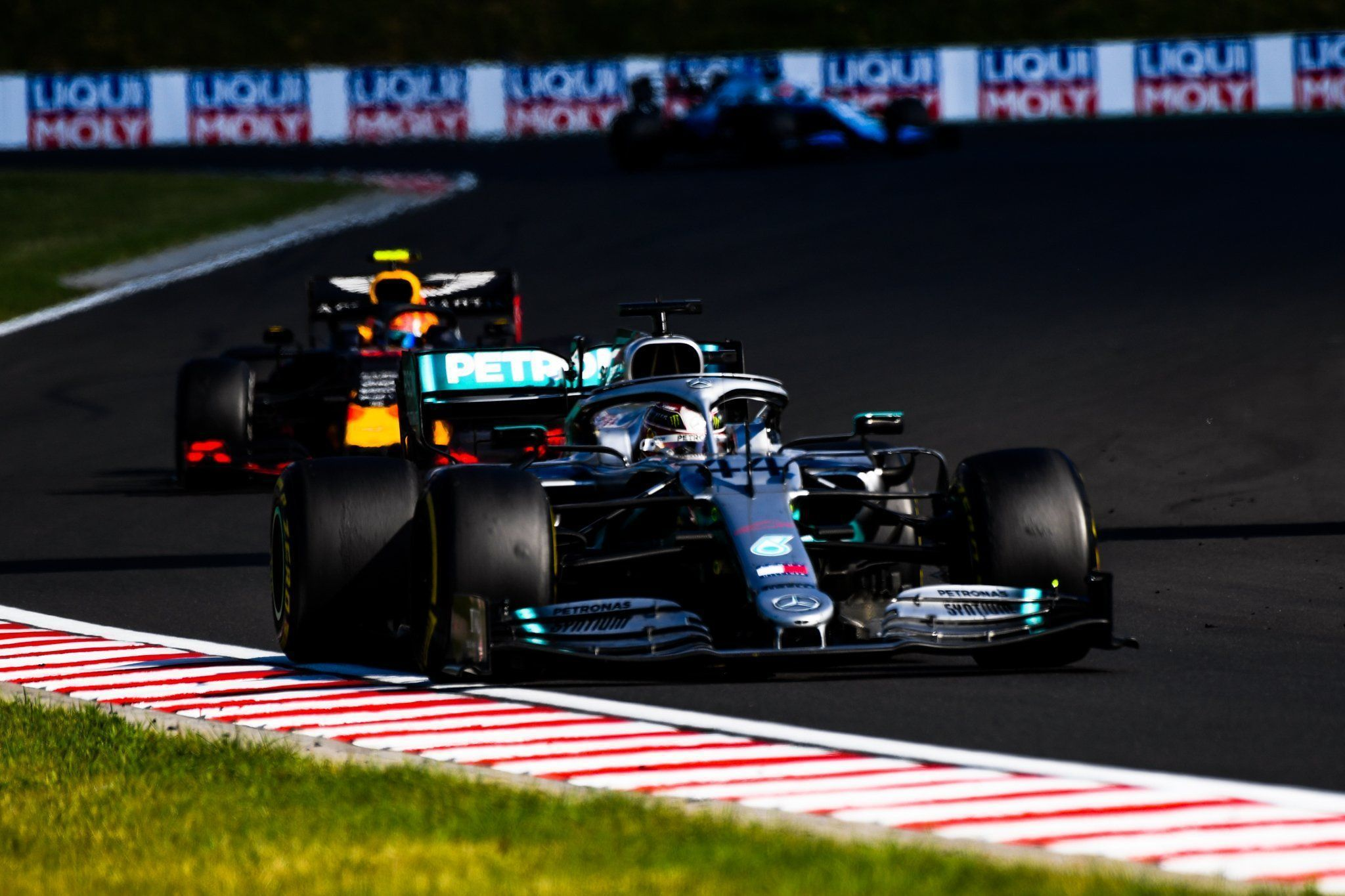 Lewis Hamilton, Mercedes, Red Bull, Hungarian GP