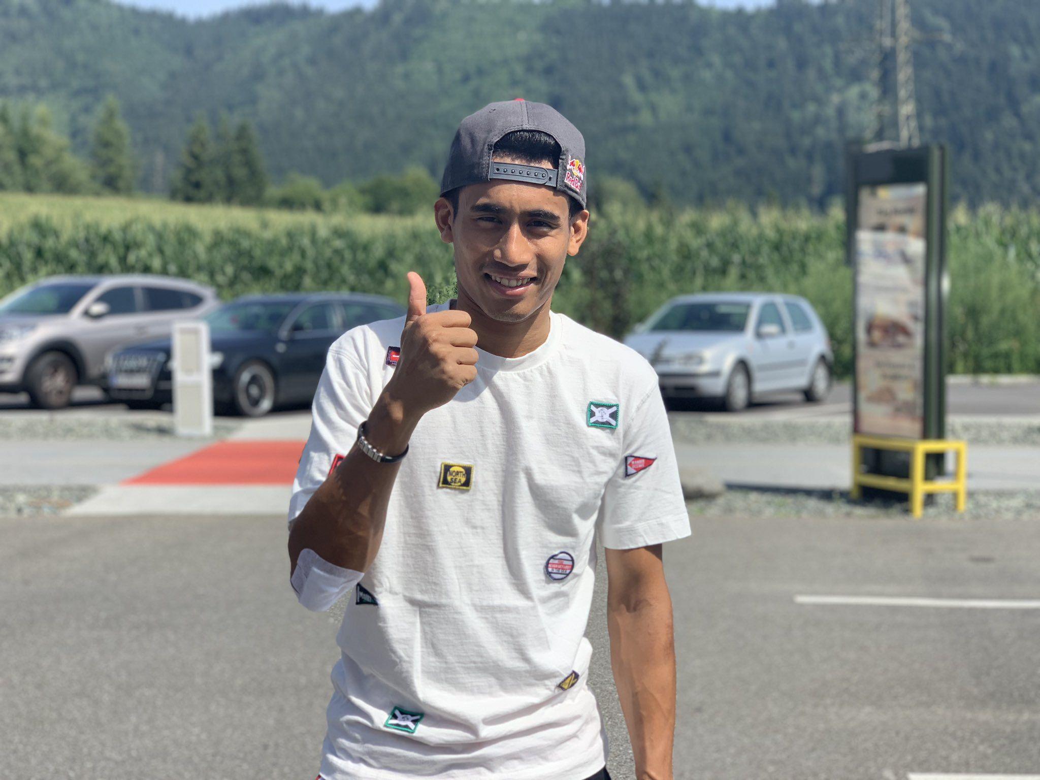 Hafizh Syahrin, Tech 3 KTM, MotoGP
