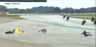 Andrea Dovizioso, Fabio Quartararo, MotoGP