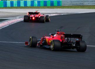 Ross Brawn, Ferrari, F1