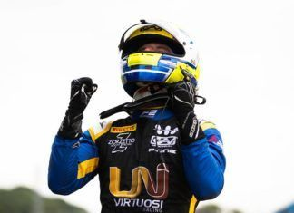 Luca Ghiotto, F2