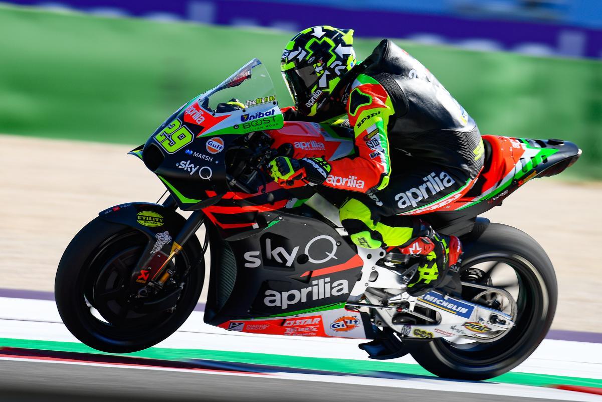 Andrea Iannone, MotoGP, San Marino GP