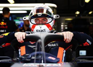 Max Verstappen, Singapore GP, F1