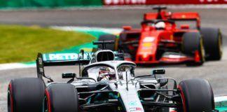 Mercedes, F1, Italian GP