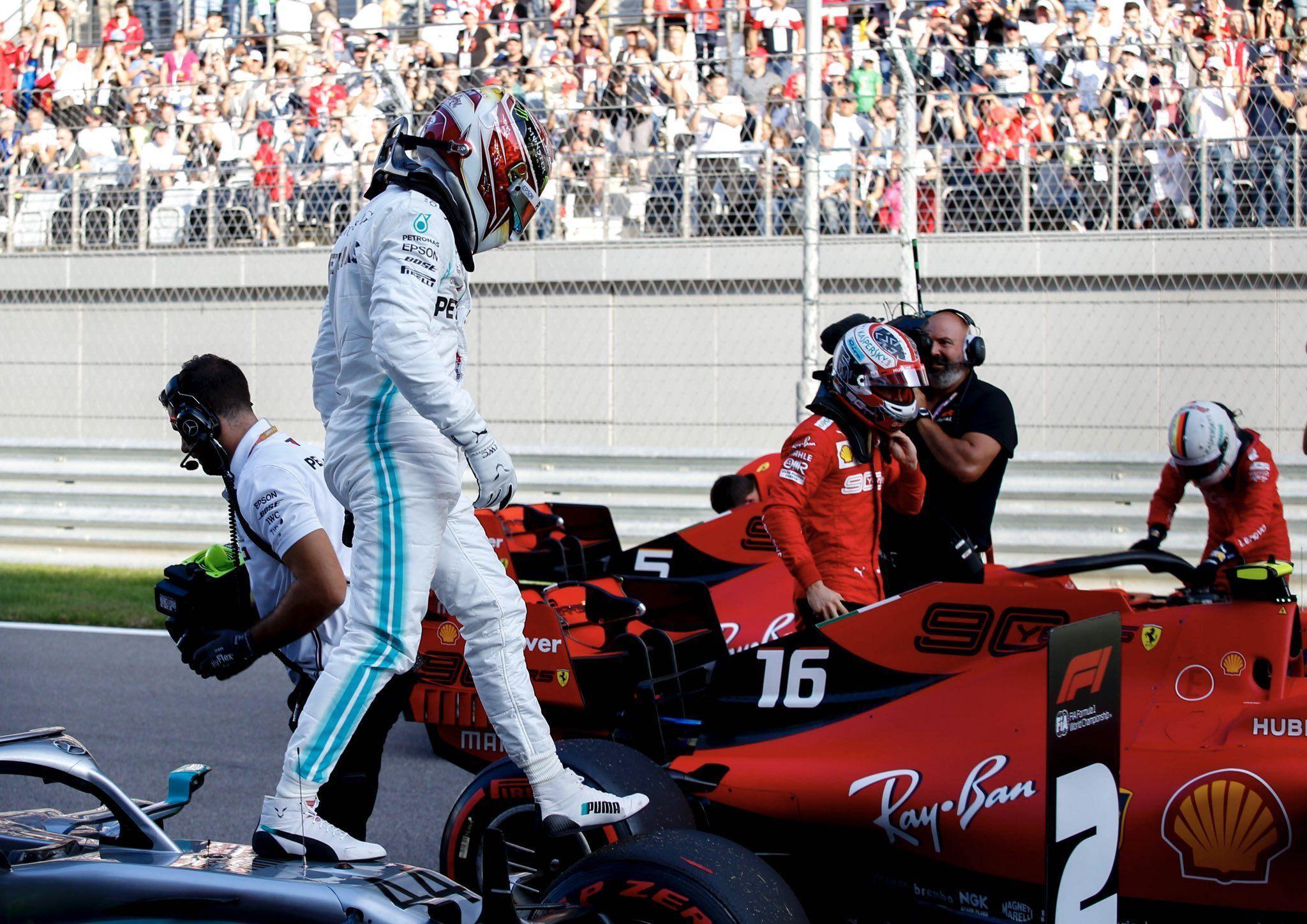 Russian GP, F1, Mercedes, Ferrari