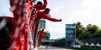 Mattia Binotto, Ferrari, F1
