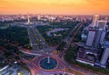 Indonesia, Jakarta, Formula E