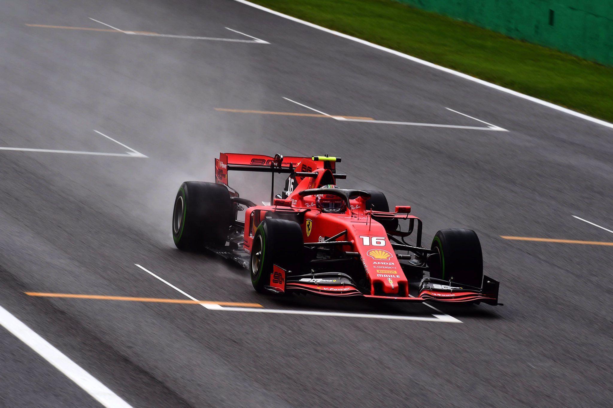   F1 2019 T.XXIII   Resultados Prueba de Rendimiento Italia GP T.23 Leclerc-monza