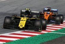 Renault, McLaren