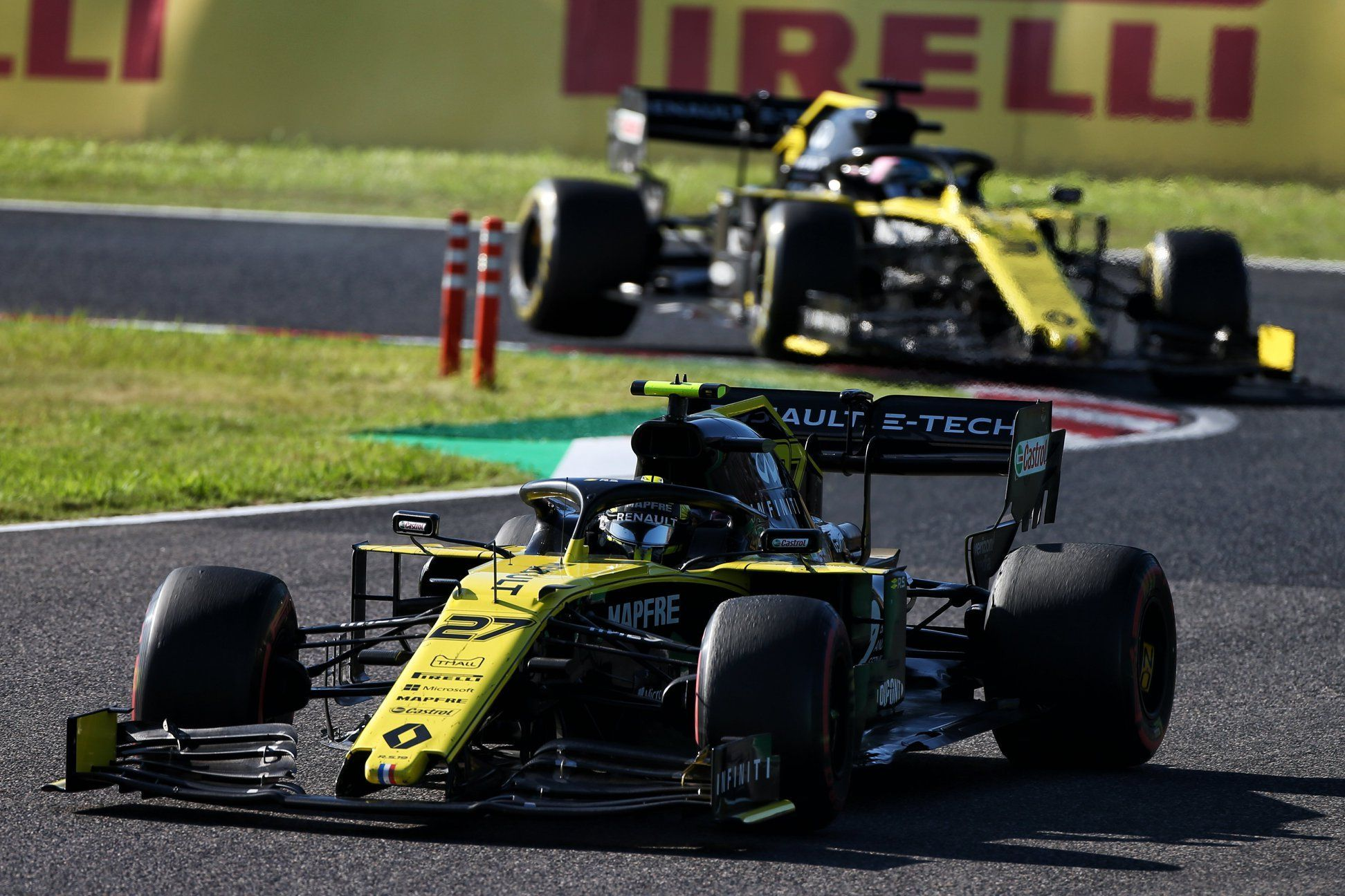 Renault, Racing Point